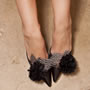 >Feather Mule Shoe Thumbnail 2